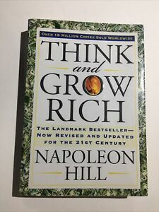Think and Grow Rich by Napoleon Hill revised Paperback Brand new