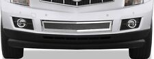 FITS CADILLAC SRX 2010-2012 STAINLESS CHROME MESH GRILLE INSERT BOTTOM ONLY