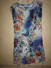 REDHERRING Butterfly Shift Dress  Size UK 10