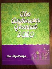 Anderson School PS 334 New York City ORIGINAL 2010 yearbook history genealogy