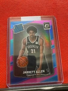 2017 Donruss Optic Jarrett Allen RC PINK PRIZM #179