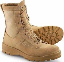 BATES 33100 Military Army Desert Combat Boots Waterproof GORETEX GORE-TEX 10 REG