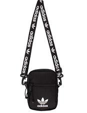 Adidas Originals Festival Bag Crossbody Bag, Black/White