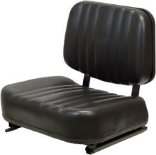 Economy Seat for Forklifts and Multiple Construction Applications Vast Mounting