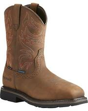 Ariat Men's Sierra Delta H20 Work Boot - Steel Toe - 10023056
