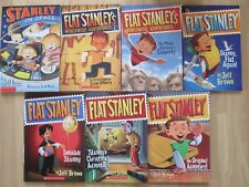 FLAT STANLEY LOT 7~Worldwide Adventures~GRAVE ROBBERY~RUSHMORE~CHRISTMAS~SPACE~