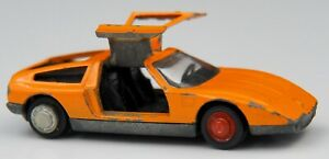 A7) Schuco Made in Germany Mercedes C111