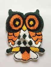 DIY Project Baby/Kids large Owl Applique