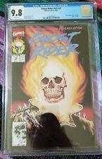 Ghost Rider Vol 2 #18 CGC 9.8 Marvel Comics