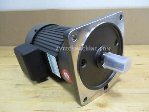 Sesame Motor Chip Auger G12V400U-30 3 Phase 230V/460V Ratio 1:30