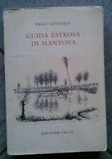 GUIDA ESTROSA DI MANTOVA - PIERO GENOVESI