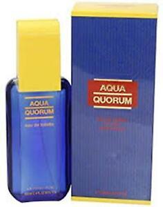 Aqua Quorum 100Ml Edt Men New Box