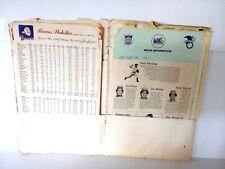 L.A. Dodgers 1980 All-Star Game Media Press Release Kit Statistics Folder LB1