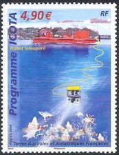 Fsat/TAAF 2008 icota/Marine/pescado/Naturaleza/Barco/robot submarino/transporte 1v n30242