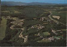 Alte Postkarte - Winterberg - Blick auf Bobbahn und Kahler Asten