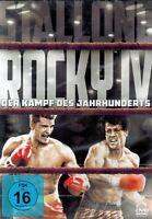 DVD NEU/OVP - Rocky IV (4) - Der Kampf des Jahrhunderts - Sylvester Stallone
