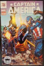 SDCC 2016 Marvel Exclusive Custom Edition 1 Captain America Comic