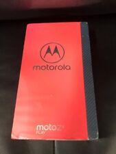 "New Motorola Moto Z3 Play 64Gb Lte (Unlocked) 6"" Deep Indigo w/ Moto Power Pack"