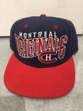 NEW NHL Montreal Canadians Original 6 Hat  NWT