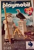 Playmobil Zeus 9149 Neu & OVP Sonderfigur play + give griechischer Gott