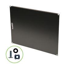 8U Blank Rack Mount Panel Server Network Racks Enclosures Spacer 19 inch cabinet