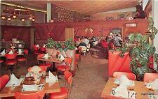 1960s Astoria Oregon Thiel's Fine Foods Lounge Restaurant Dexter postcard 2378