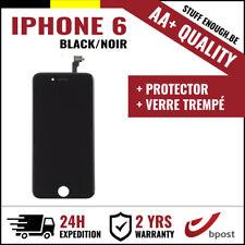 """AA+ LCD VITRE DISPLAY SCHERM ÉCRAN BLACK NOIR & VERRE TREMPÉ FOR IPHONE 6 4.7"""""""