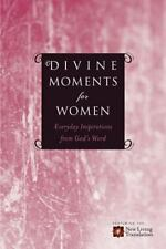 Divine Moments for Women: Everyday Inspiration from God's Word (Paperback or Sof