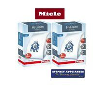 MIELE GENUINE GN HYCLEAN 3D EFFICIENCY VACUUM BAGS 2 X BOXES