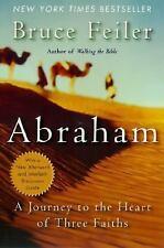 Abraham by Bruce Feiler (2004, Paperback) ISBN 0060525096