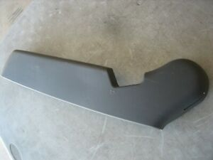 2003-2006 Honda Element Passenger's Seat Inner Side Trim Gray