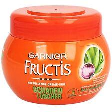 Garnier Fructis Haarkur Schaden Löscher Auffüllende Creme-Kur 300 ml