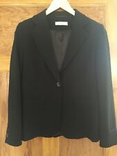 Planet Ladies Black Suit Jacket. Size 10. Good Condition