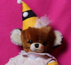 Merrythought Cheeky Clown Bear 30 cm