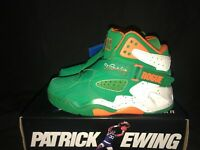 Ewing Athletic Rogue St. Patrick's Day Suede Men's Shamrock Jellybean