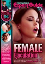 Tristan Taormino's Expert Guide To Female Ejaculation Awesome Video DVD LikeNew!