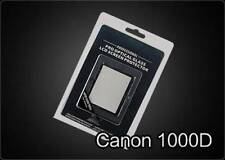 2 X Display Protection Glass For Canon 1000D