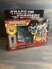 Transformers G1 Retro Headmaster AUTOBOT BRAINSTORM Walmart Reissue ~ New! For Sale