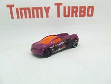 HOT WHEELS BACKDRAFT IN PURPLE RED TRACK STARS