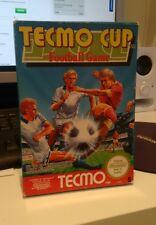 NES - Tecmo Cup Football Game - PAL España - Completo