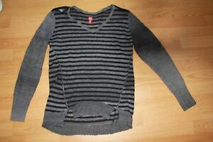 CAPTAIN TORTUE : pull manches longues - Taille 1 (T. 40)