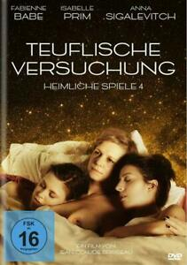 Teuflische Versuchung - Heimliche Spiele 4 [DVD/NEU/OVP] Erotikdrama /Jean-Claud