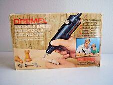 New listing Dremmel variable speed lathe Moto- toolkit cat no.381 vintage