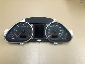 Audi A6 C6 Indicateur de Vitesse Horloges Ensemble Instrument Speedo 4F0920950L