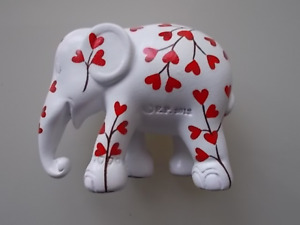 ELEPHANT PARADE ORNAMENT 7cm  TREE OF LOVE