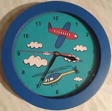 Battery operated clock 24cm diameter (battery not included) fully working