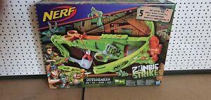 Hasbro Nerf Zombie Strike Outbreaker Spielzeug-Armbrust Nerf Zombie Strike Nerf