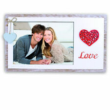Wooden Rustic Freestanding Photo & Picture Frames