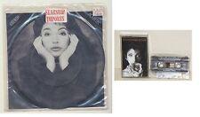 """Kate Bush Sensual World 1989 Picture Disc 7"""" Vinyl Import Sealed + Full Cassette"""