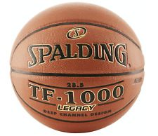 "Spalding Basketball Tf-1000 Legacy (28.5"") Intermediate Nfhs Indoor Elite Play"
